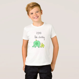 Camiseta Bueno. Como papá