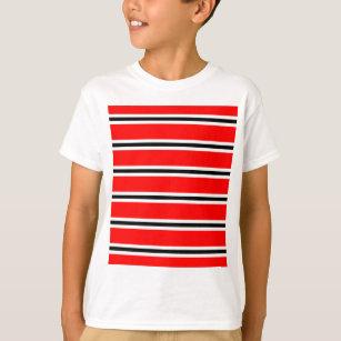 Camiseta Bufanda roja de la barra del fútbol de Manchester e5ffc754090