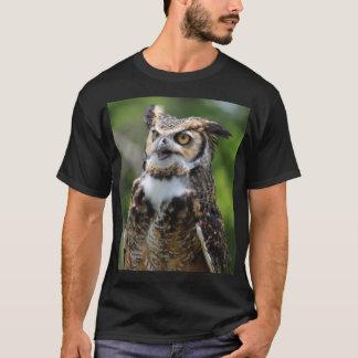Camiseta Búho de cuernos