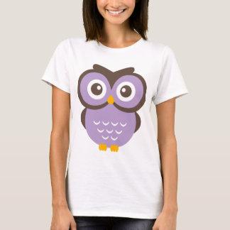 Camiseta Búho de Lavendar