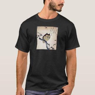 Camiseta Búho japonés