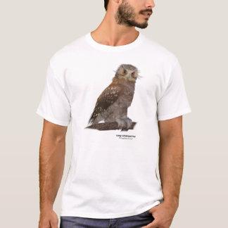 Camiseta Búho Largo-whiskered