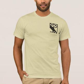 Camiseta Búho micro de la BBC - pequeño negro