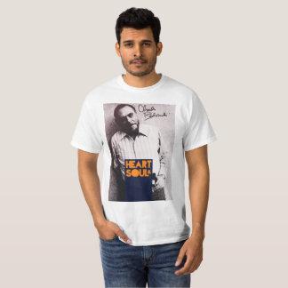 Camiseta Bukowski: Heart & Soul