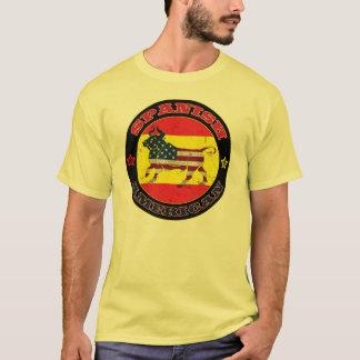 Camiseta Bull hispanoamericana