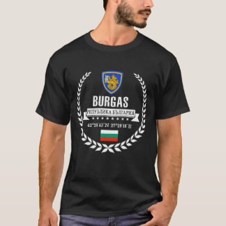 Camiseta Burgas