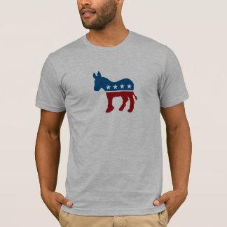 Camiseta Burro de Demócrata