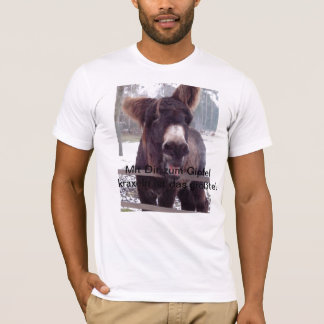 Camiseta Burro en Sprachstimmung