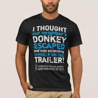 Camiseta ¡Burro escapado!