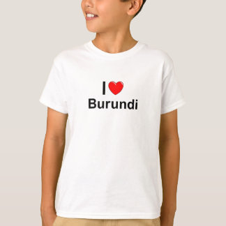Camiseta Burundi