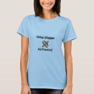 Camiseta Buscador de oro del alquimista