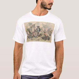 Camiseta Buscadores de oro de California (2525A)