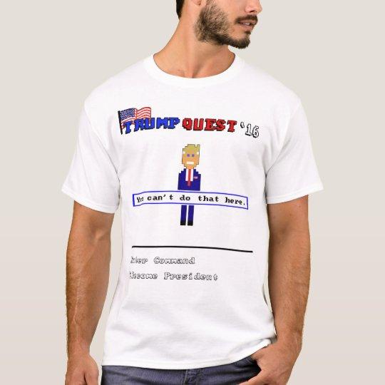 Camiseta Búsqueda del triunfo de 'camiseta del juego 16