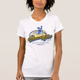 Camiseta Bussa - el combatiente de la libertad