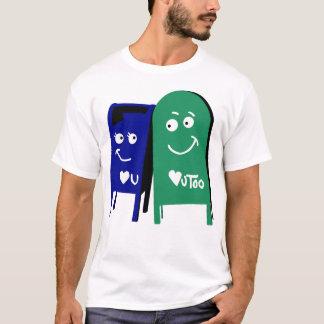 Camiseta buzones de Denver te quiero