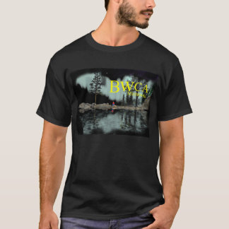 Camiseta BWCA Minnesota, bajo luces de N