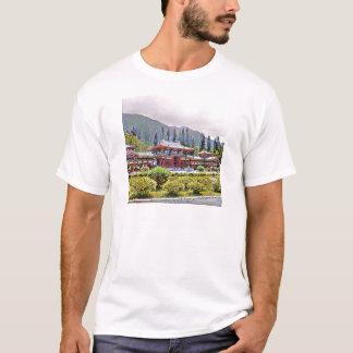 Camiseta Byodo-En el templo Oahu