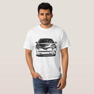 Camiseta C-HR pasion hibrida por el diseño