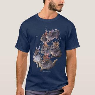 Camiseta Caballería de la chinchilla