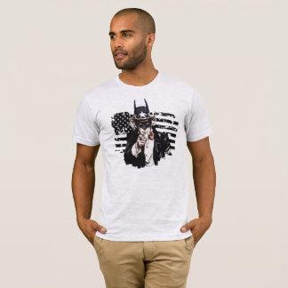 Camiseta Caballero americano