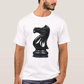 Camiseta Caballero negro
