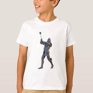 Camiseta Caballero que camina a la derecha con macis