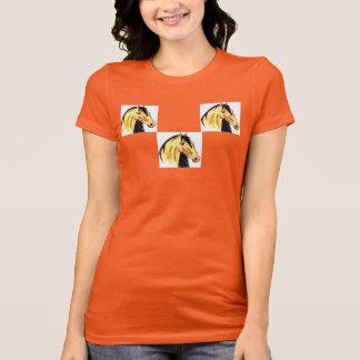 Camiseta caballo