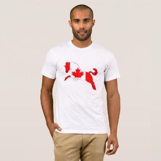 Camiseta Caballo Canadá