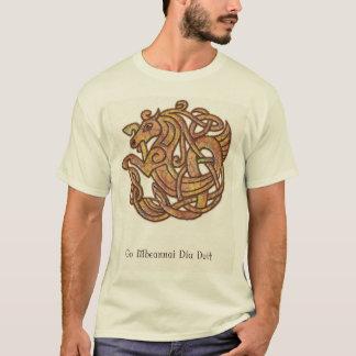 Camiseta Caballo céltico