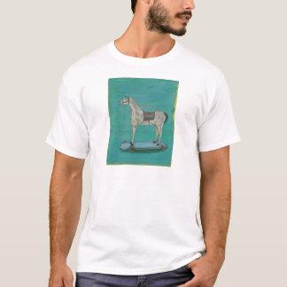 Camiseta Caballo de madera