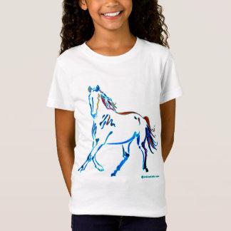 Camiseta Caballo de muchos colores
