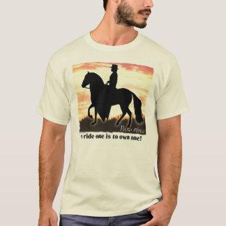 Camiseta Caballo de Paso Fino