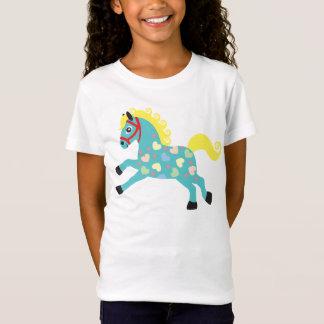 Camiseta caballo decorativo