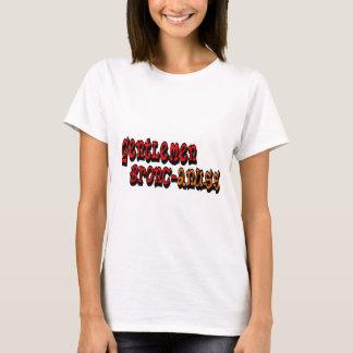 Camiseta Caballos salvajes del bronc-anuss de los