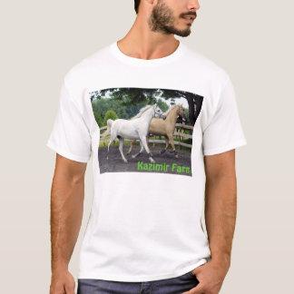 Camiseta Caballos sincronizados
