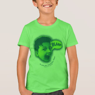 Camiseta Cabeza de BLAAP AppleFan