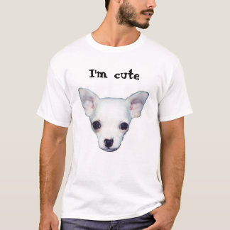 Camiseta Cabeza de la chihuahua