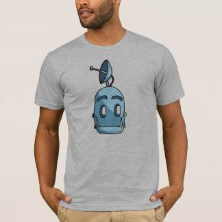 Camiseta cabeza del robot