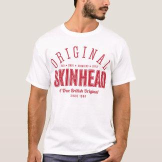 Camiseta Cabeza rapada original