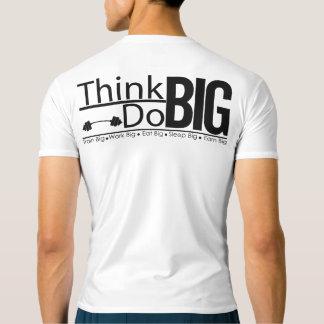 Camiseta cabida del entrenamiento de la compresión