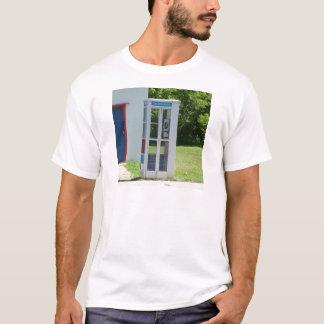 Camiseta Cabina de teléfono