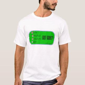 Camiseta ¿Cabra conseguida?