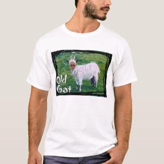 Camiseta Cabra vieja