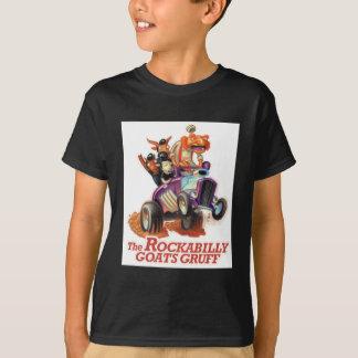 Camiseta Cabras del Rockabilly rudas - duende del coche de