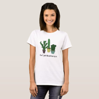 Camiseta Cactus.