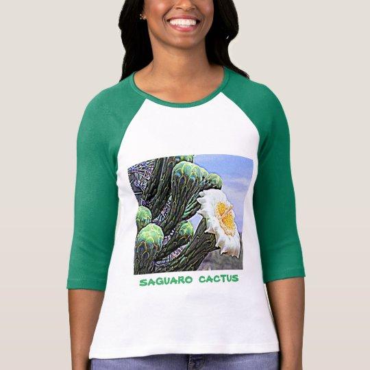 Camiseta Cactus de Arizona