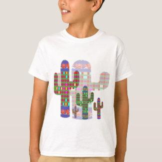 Camiseta CACTUS: El hábitat natural es desierto de SÁHARA
