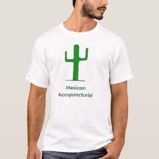Camiseta Cactus verde divertido