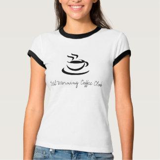 Camiseta café, club del café de EWA