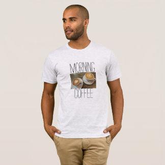 Camiseta Café de la mañana